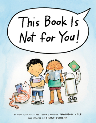 This Book Is Not for You! Cover Image
