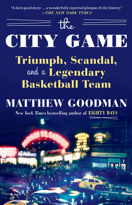 Cover for The City Game