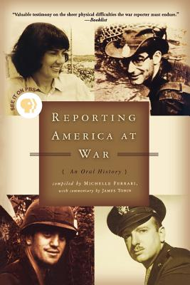 Reporting America at War Cover