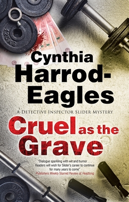 Cruel as the Grave (Bill Slider Mystery #22) Cover Image