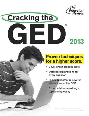 Cracking the GED Cover