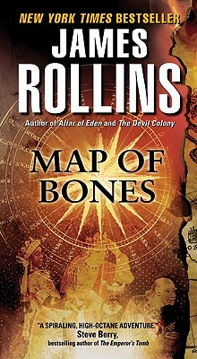 Map of Bones: A SIGMA Force Novel Cover Image