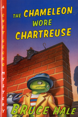 The Chameleon Wore Chartreuse: A Chet Gecko Mystery Cover Image