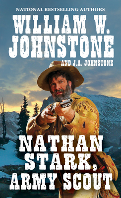 Nathan Stark, Army Scout (A Nathan Stark Western #1) Cover Image