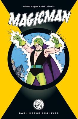 Magicman Archives Cover
