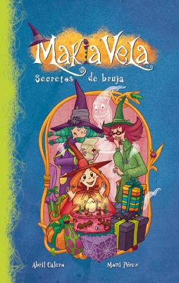 Secretos de Bruja = Secrets of Witch Cover
