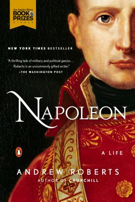 Napoleon: A Life Cover Image