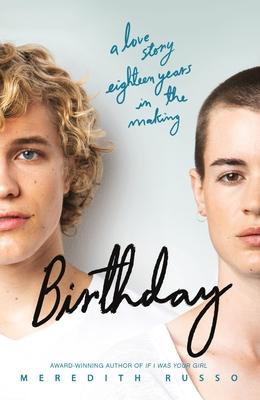 Birthday: A Novel Cover Image