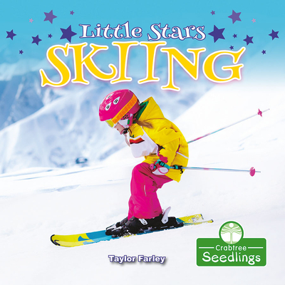 Little Stars Skiing Cover Image