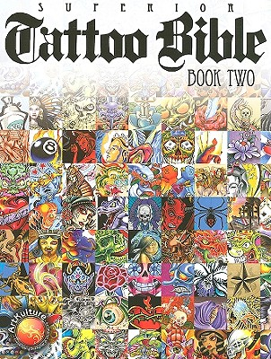 Tattoo Bible: Book Two Cover Image