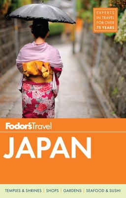 Fodor's Travel: Japan Cover Image