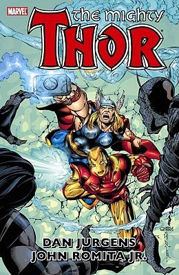 Thor by Dan Jurgens & John Romita Jr. - Volume 3 Cover Image