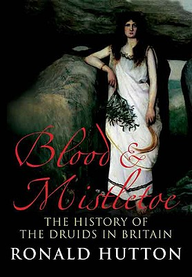 Blood and Mistletoe Cover
