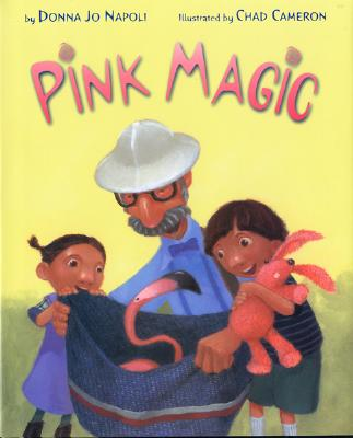 Pink Magic Cover