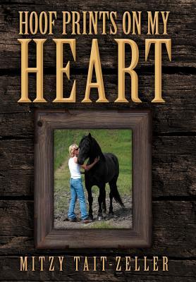 Hoof Prints on My Heart Cover