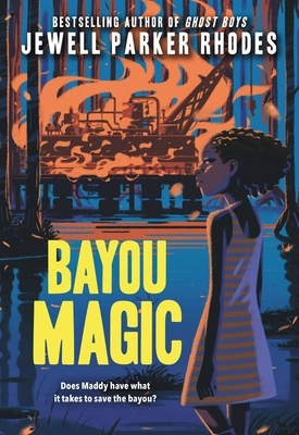 Bayou Magic Cover Image