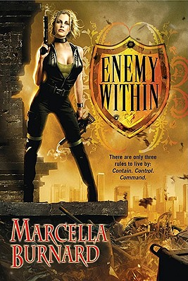 Enemy Within Cover