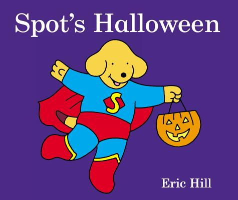 Spot's Halloween Cover Image