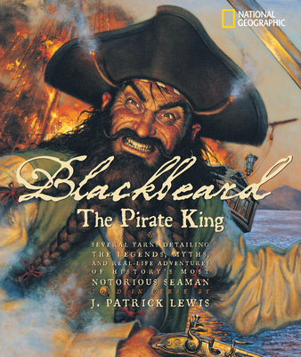 Blackbeard the Pirate King Cover