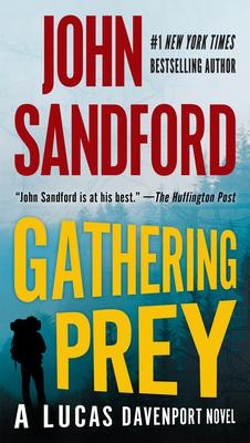 Gathering Prey (A Prey Novel #25) Cover Image
