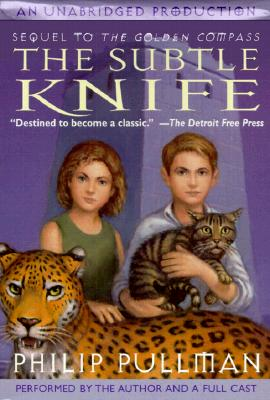 His Dark Materials, Book II: The Subtle Knife Cover Image