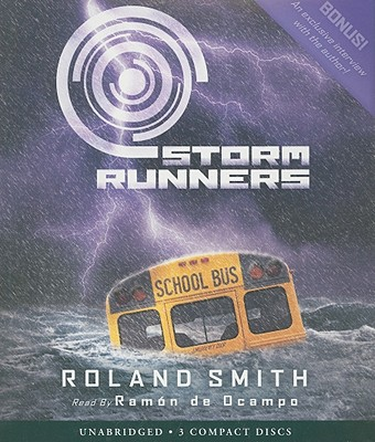 Storm Runners (The Storm Runners Trilogy, Book 1): Wind Cover Image