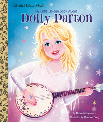 My Little Golden Book About Dolly Parton Cover Image