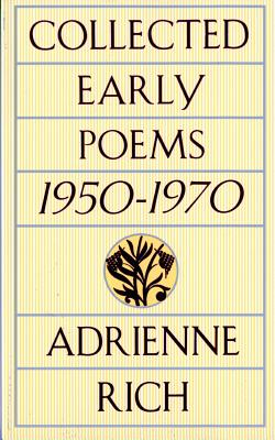 Collected Early Poems Cover