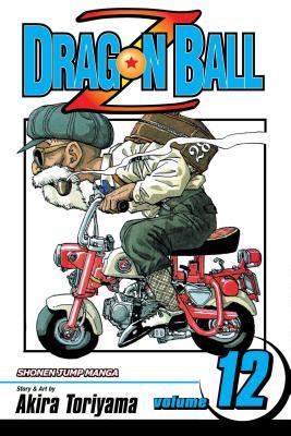 Dragon Ball Z, Vol. 12 cover image