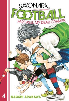 Sayonara, Football 4: Farewell, My Dear Cramer Cover Image