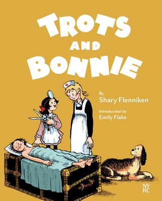 TROTS & BONNIE -  By Shary Flenniken