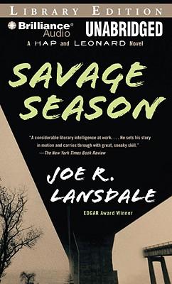Savage Season: The First Hap and Leonard Novel Cover Image