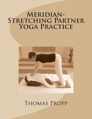 Meridian-Stretching Partner Yoga Practice Cover Image