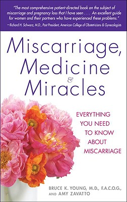 Miscarriage, Medicine & Miracles Cover