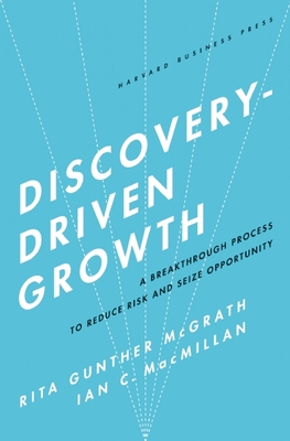 Discovery-Driven Growth Cover