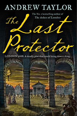 The Last Protector (James Marwood & Cat Lovett, Book 4) Cover Image