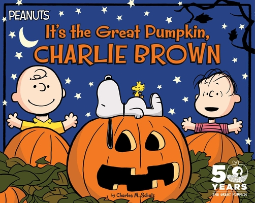 It's the Great Pumpkin, Charlie Brown (Peanuts) Cover Image
