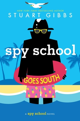 Spy School Goes South Cover Image