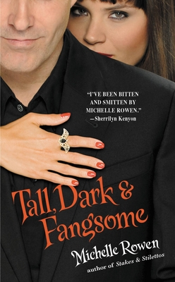 Tall, Dark & Fangsome Cover