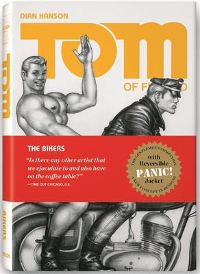 Tom of Finland: Bikers, Vol. 2 Cover Image