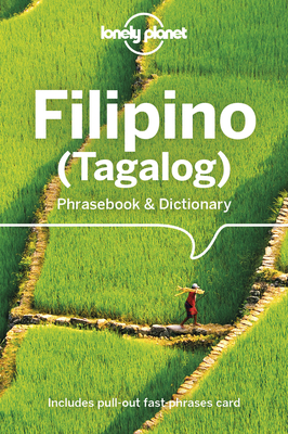 Lonely Planet Filipino (Tagalog) Phrasebook & Dictionary 6 Cover Image