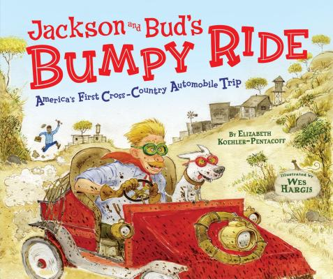 Jackson and Bud's Bumpy Ride Cover