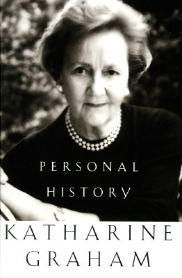 Personal  History Cover