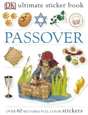 Ultimate Sticker Book: Passover: Over 60 Reusable Full-Color Stickers Cover Image