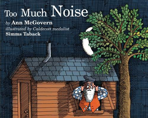 Too Much Noise Cover Image