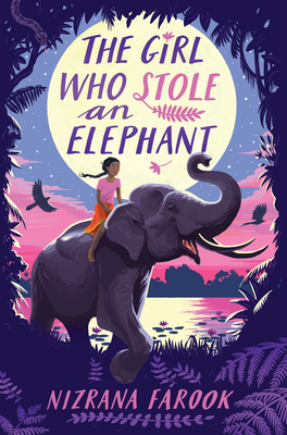 The Girl Who Stole an Elephant Cover Image