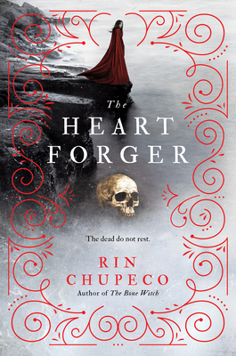 The Heart Forger (Bone Witch #2) Cover Image