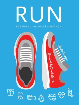 Run: For Fun, 5k, 10k, Half & Marathon (Health & Fitness) Cover Image