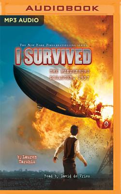 I Survived the Hindenburg Disaster, 1937 Cover Image