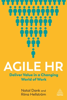 Agile HR: Deliver Value in a Changing World of Work Cover Image